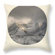 Love The Mountains... Throw Pillow