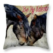 Love Will Keep Us Together 1 Throw Pillow