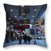 Love Wins Nyc Throw Pillow