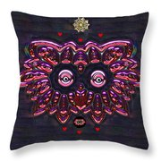 Love You My Baby Throw Pillow