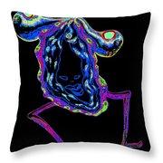 Lovehoney Praises Mysticism Throw Pillow