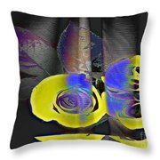 Lovely II Throw Pillow