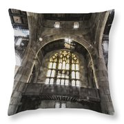 Lovely In Its Heyday Throw Pillow