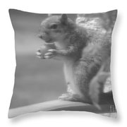 Loves Tomatoes Throw Pillow
