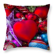 Loving Christmas Throw Pillow