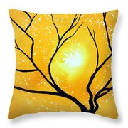 Low Country Original Painting Throw Pillow