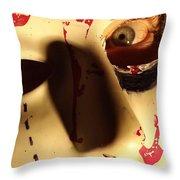 Low Throw Pillow