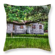 Lowcountry Heritage Throw Pillow