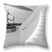 Lower Level Sprites Throw Pillow