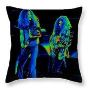 Ls Spo #21 Crop 4 In Cosmicolors Throw Pillow