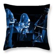Ls Spo #21 In Blue Throw Pillow