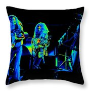 Ls Spo #21 In Cosmicolors Throw Pillow