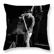 Ls Spo #78 Crop 2 Throw Pillow