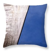 Lucky 7.. Throw Pillow