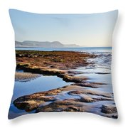 Lucy's Ledge Throw Pillow