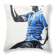 Luis Suarez - Uraguay Throw Pillow