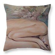 Lullaby Throw Pillow