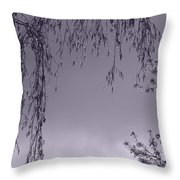 Lullaby Moments II Throw Pillow