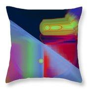 Luminaries Throw Pillow