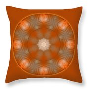 Luminescence II Throw Pillow