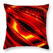 Luminous Energy 20 Throw Pillow