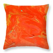 Luminous Throw Pillow by Julia Fine Art