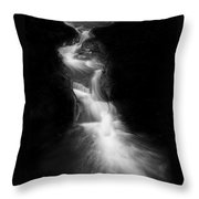 Luminous Waters IIi Throw Pillow