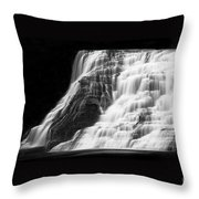 Luminous Waters V Throw Pillow