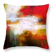 Luna Silente Throw Pillow
