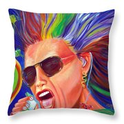 Lunesta Throw Pillow