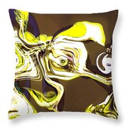 Lust Story Throw Pillow