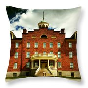 Lutheran Theological Seminary At Gettysburg Throw Pillow