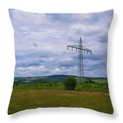 Luxemburg Throw Pillow