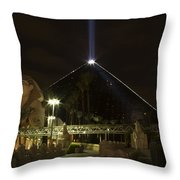 Luxor Throw Pillow
