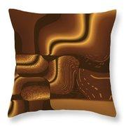 Luxurious Throw Pillow