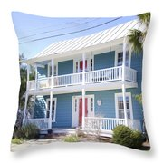 Luxury House  Throw Pillow