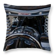 Lycetts Saddle Throw Pillow