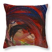 Intuitive Painting  516 Throw Pillow