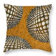 M U M 2 - Bulge Dots Throw Pillow