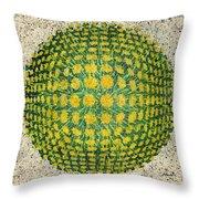 M U M - Bulge Dots Throw Pillow