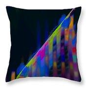 M3tro 3 Throw Pillow