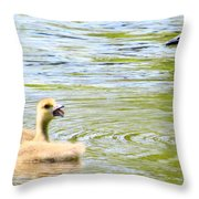 Ma Mommy Ma Ma Throw Pillow