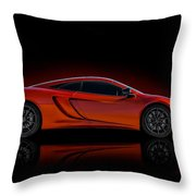 Mac Daddy Throw Pillow