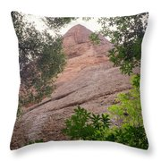 Machete Ridge Throw Pillow