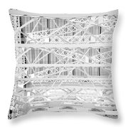 Machinations Throw Pillow