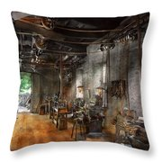 Machinist - The Millwright  Throw Pillow