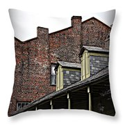 Madame John's Legacy Throw Pillow