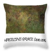 Madeline 65 Throw Pillow