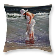 Madison Study 2 Throw Pillow