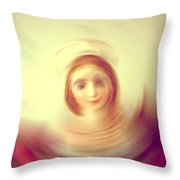 Madonna 2 Throw Pillow